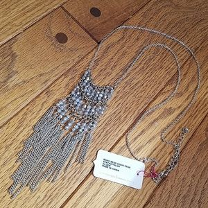 NWT Towne and Reese Boho Pendant Necklace